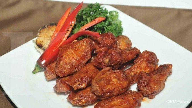 Resep Ayam Korea Pedas Manis Ala Rumahan