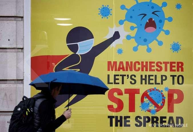 Pertama di dunia, Inggris bakal lakukan vaksinasi virus corona mulai pekan depan