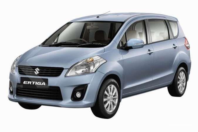 Pilihan harga mobil bekas Rp 100 jutaan, dapat Suzuki Ertiga generasi ini