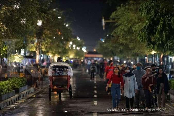 Cuaca hari ini di Jawa dan Bali: Surabaya cerah berawan, Yogyakarta hujan ringan