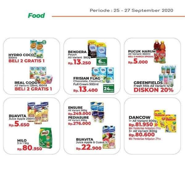 Promo JSM Yogya Supermarket 25-27 September 2020, masih ada diskon!