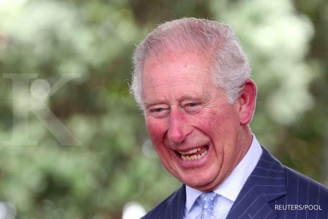 Pangeran Charles positif terjangkit virus corona atau Covid-19