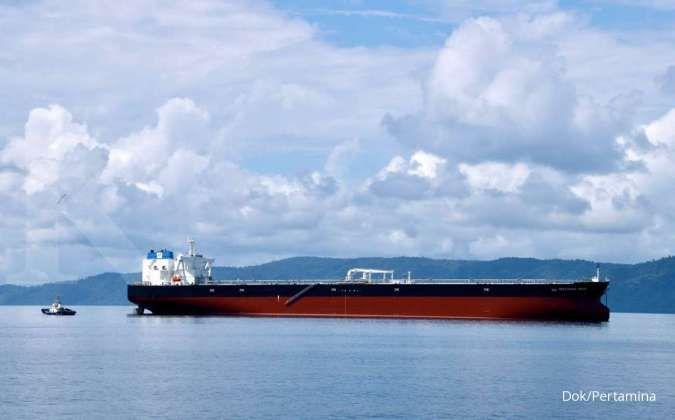 Kapal VLCC Pertamina siap pasok energi nasional
