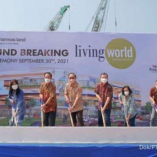 Kawan Lama Group dan Sinar Mas Land Mulai Membangun Living World Grand Wisata