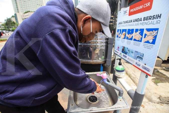 Jangan abaikan cuci tangan, protokol kesehatan penting pencegah penularan corona