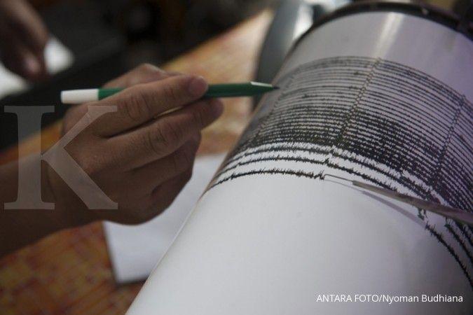 Warga Kepulauan Mentawai rasakan guncangan kuat gempa magnitudo 5,8