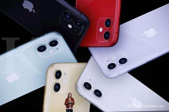 Hari terakhir potongan harga iPhone 11 hingga Rp 5,5 juta, hanya di tiga gerai ini - Industri Kontan