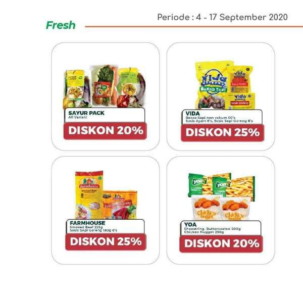 Promo Yogya Supermarket 4-17 September 2020