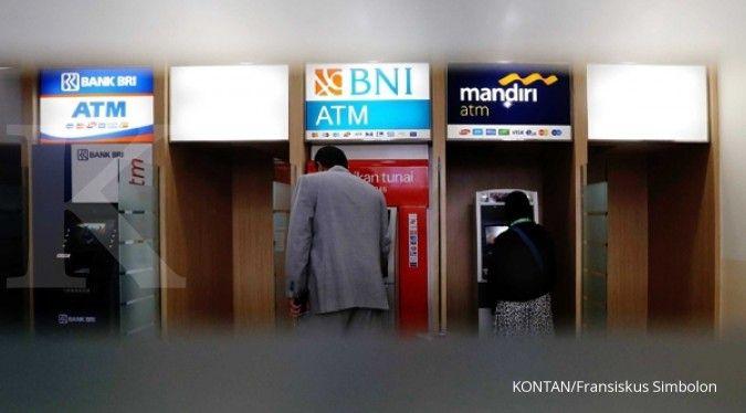 BRI jawara jaringan mesin ATM