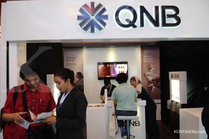 Bersihkan NPL, QNB Indonesia jual kredit bermasalah senilai Rp 1,61 triliun