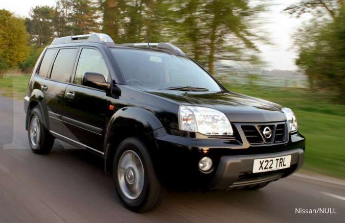 Lelang mobil dinas Nissan X-Trail di Jakarta, hanya Rp 40 juta