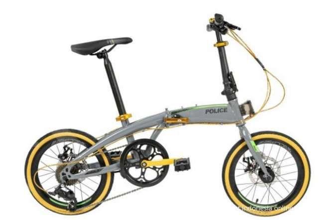 Harga sepeda lipat Police Bike
