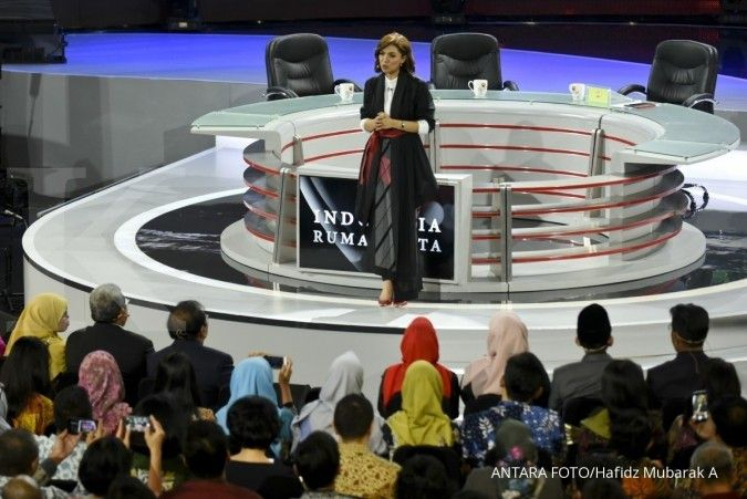 ICW nobatkan Najwa Shihab jadi tokoh publik antikorupsi 2017