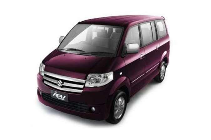 Harga mobil bekas Suzuki APV