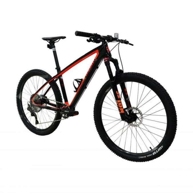 Tangguh dan ringan, harga sepeda gunung Camp TNT 1.0 bikin pusing