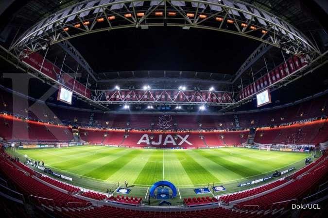 Ajax vs Liverpool: Duel pertama dalam 54 tahun terakhir