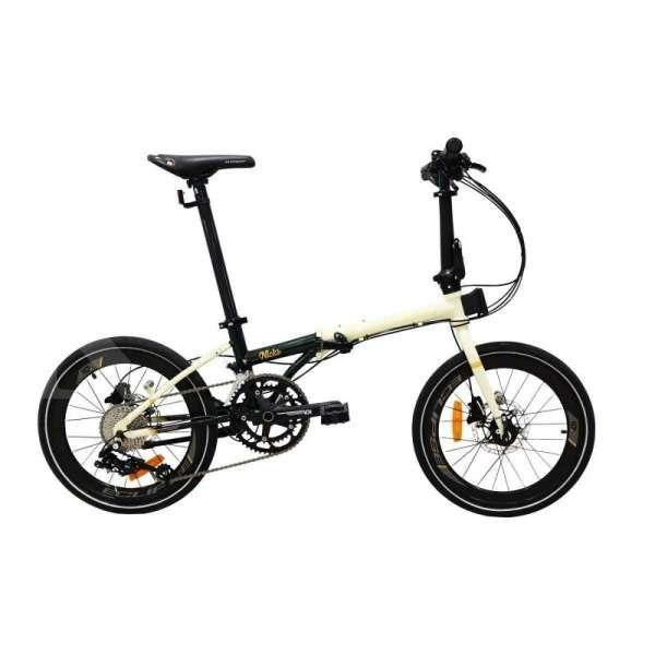Generasi baru, sepeda lipat Element Nicks 406, mur