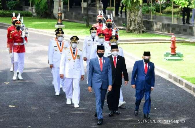 Resmi dilantik oleh Jokowi, Gubernur Sumbar janji genjot pengembangan UMKM