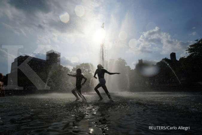 Heat stroke mengintai saat cuaca panas, bagaimana mengatasinya?