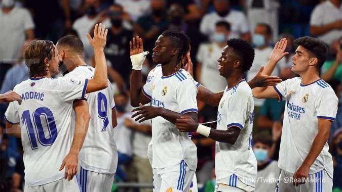 Liga Champions Inter Milan vs Real Madrid: Nerazzurri dan Los Blancos masih sama kuat