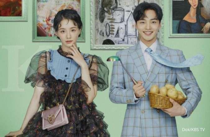 Daftar drama Korea terbaru di Viu yang akan tayang bulan September tahun 2021