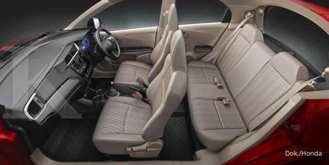 Harga mobil bekas Honda Brio Satya Gen 2