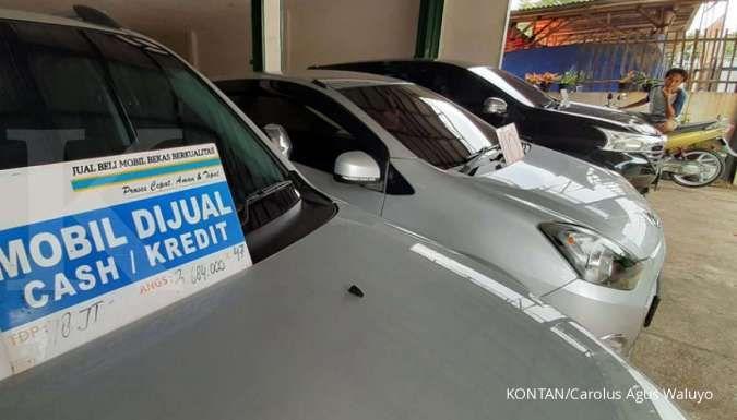 Bidik hatchback, simak harga mobil bekas paling rendah Rp 50 juta per Mei 2021