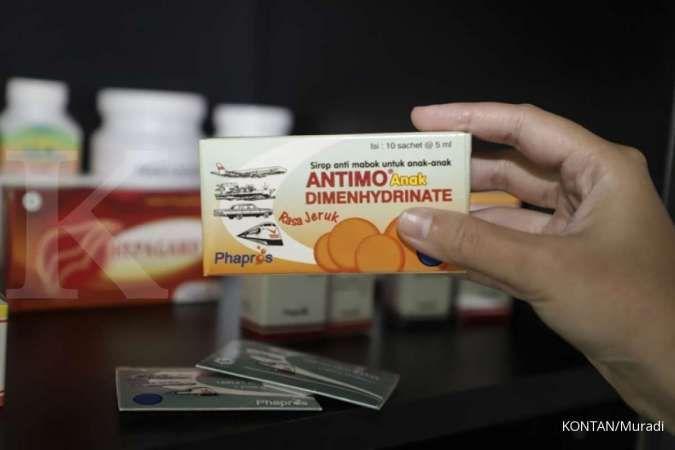 Phapros (PEHA): Antimo siap sasar generasi milenial
