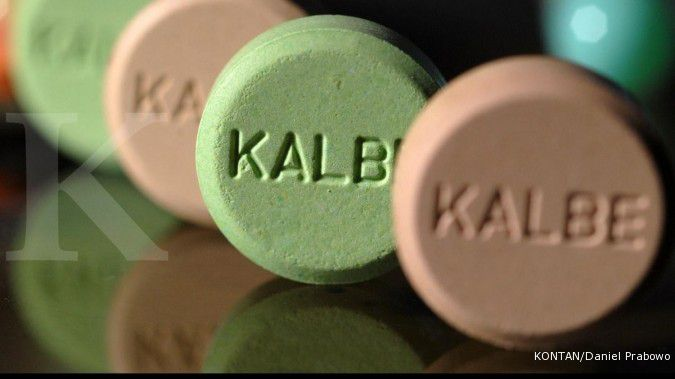 Kalbe Farma (KLBF) serap capex Rp 300 miliar hingga Maret 2021