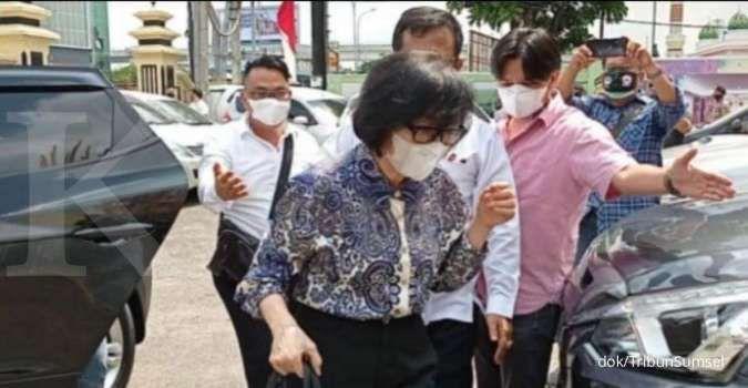 Soal dana hibah Rp 2 triliun, Polda Sumsel tetapkan anak Akidi Tio tersangka