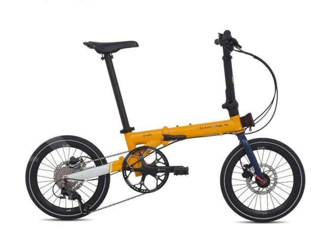 Baru dan tangguh! Harga sepeda lipat Dahon Syte Houston tak bikin kantong bolong
