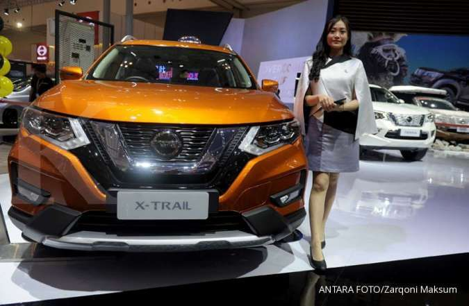 Harga mobil bekas Nissan X-Trail tahun muda mulai Rp 120 juta