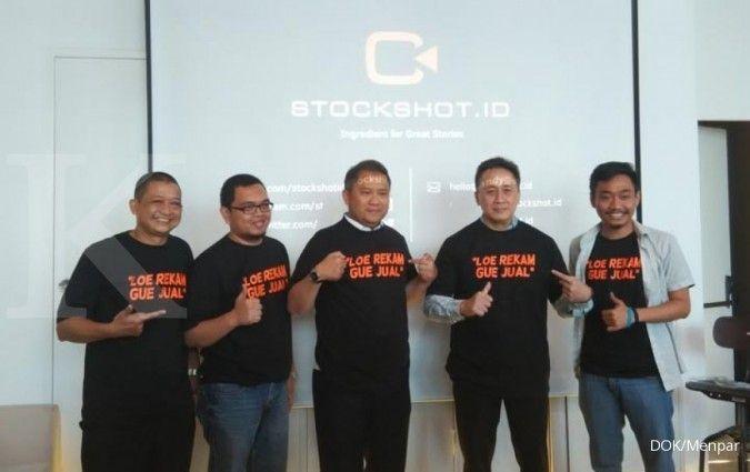 Stockshot.ID fokus memperkaya konten video