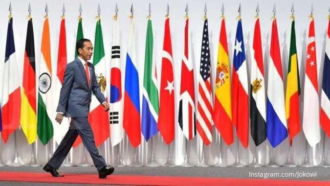 Jadi tuan rumah KTT G20, Indonesia menaruh harapan besar pada pemulihan ekonomi