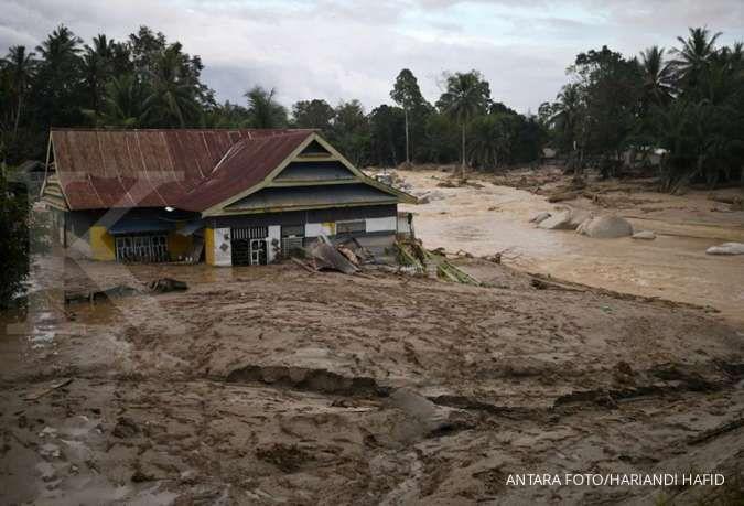 Kementerian PUPR siapkan langkah penanganan darurat banjir bandang di Luwu Utara