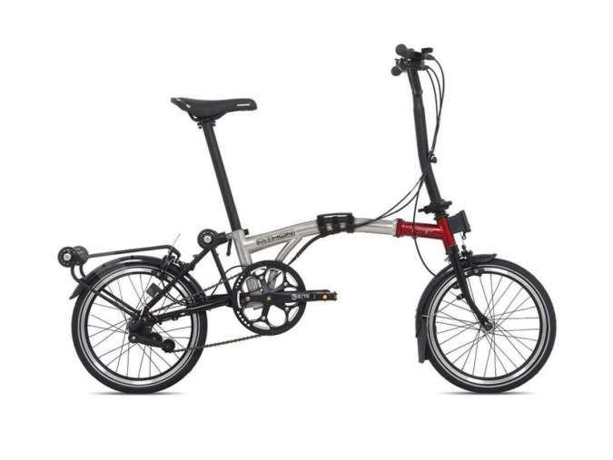 Baru! Harga sepeda lipat Pacific Pithon M320 VR dipatok terjangkau