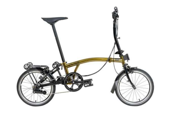Harga sepeda lipat Element Pikes