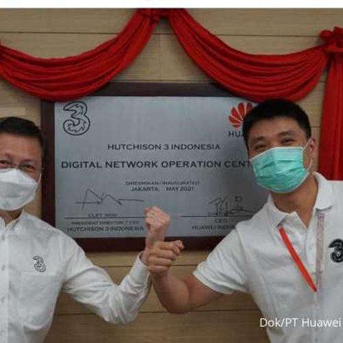 Operator 3 Indonesia Resmikan Digital Network Operation Center (DNOC) Baru untuk Memperkuat Keandalan Jaringan