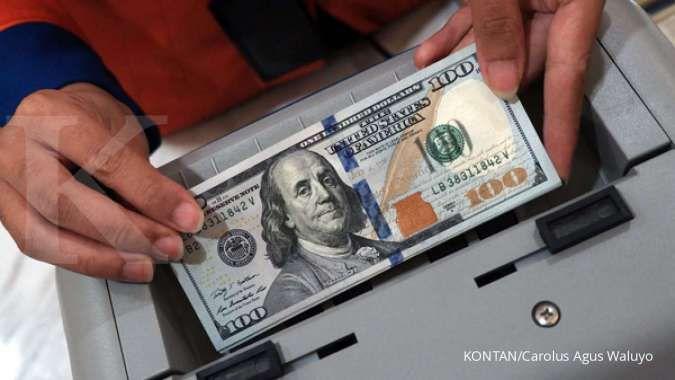 Kurs dollar-rupiah di BNI, hari ini Senin 8 Februari 2021