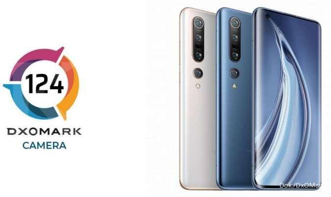 10 HP Xiaomi dengan kamera terbaik saat ini versi penilaian DxOMark