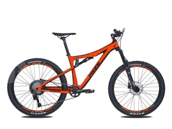 Seri Skeleton termurah, harga sepeda gunung Pacific Skeleton LX 1.0 dipatok mahal!