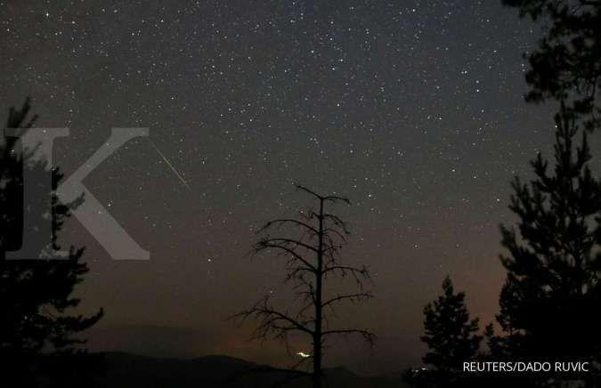 ILUSTRASI: Fenomena astronomi