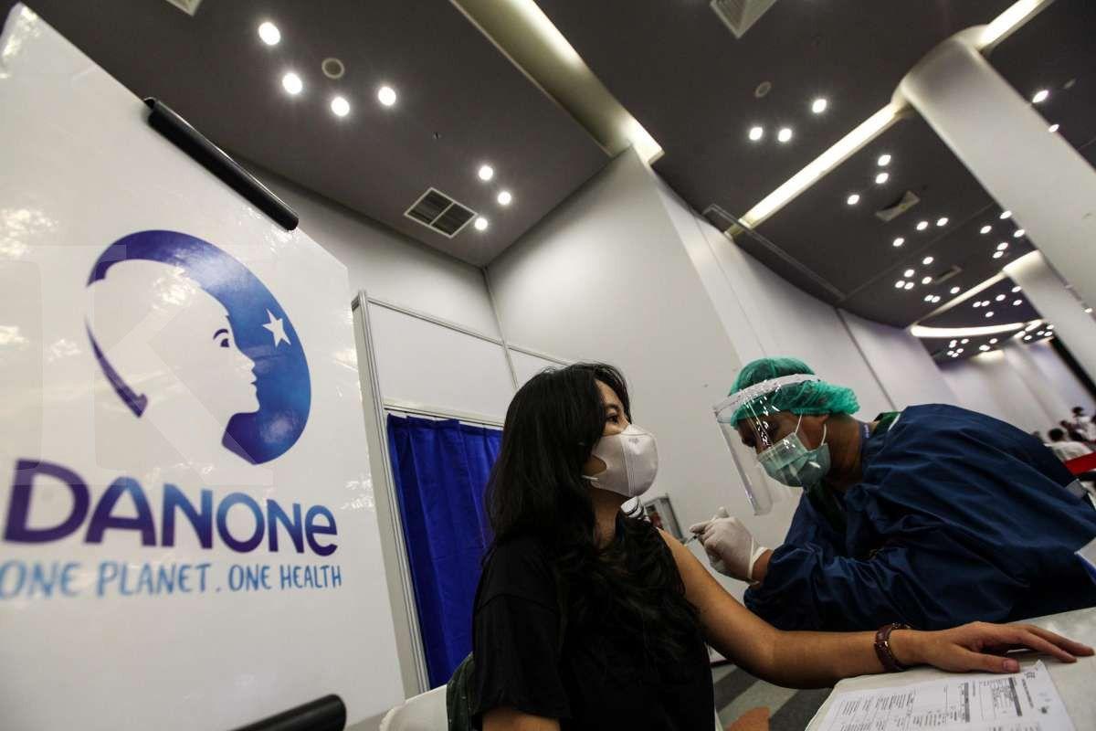 Vaksinasi Gotong Royong