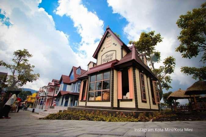 Kota Mini, rekomendasi tempat ngabuburit di Lembang yang seru untuk keluarga