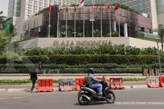 Plaza Indonesia Realty (PLIN) menebar dividen Rp 304,07 miliar, catat jadwalnya