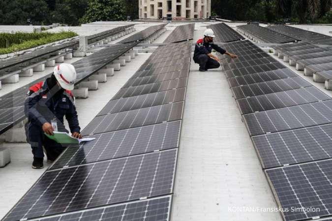 Komitmen pemerintah untuk penggunaan energi terbarukan didukung kalangan industri