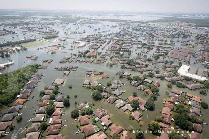 Hujan badai terus terjadi, ini penjelasan para ilmuwan
