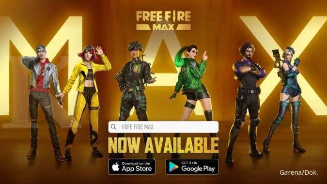 Free Fire MAX (FF MAX) sudah bisa didownload, grafis lebih mantap hingga fitur baru