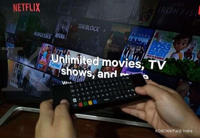 Mulai 1 Juli 2020, pelanggan Netflix dan Spotify akan terkena pajak