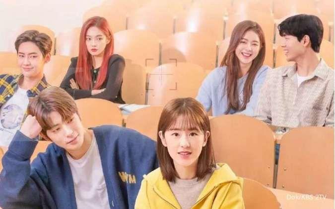 Ada kasus, drama Korea terbaru Dear. M tunda jadwal penayangan